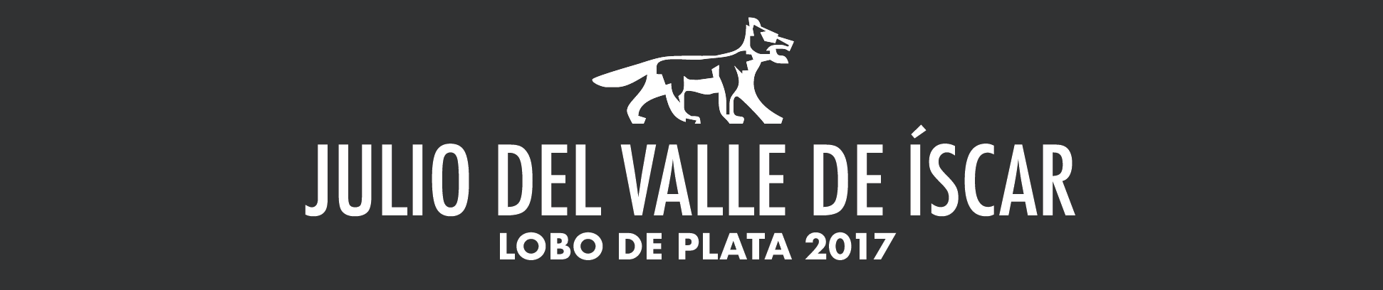 Entrega del Lobo de Plata 2017