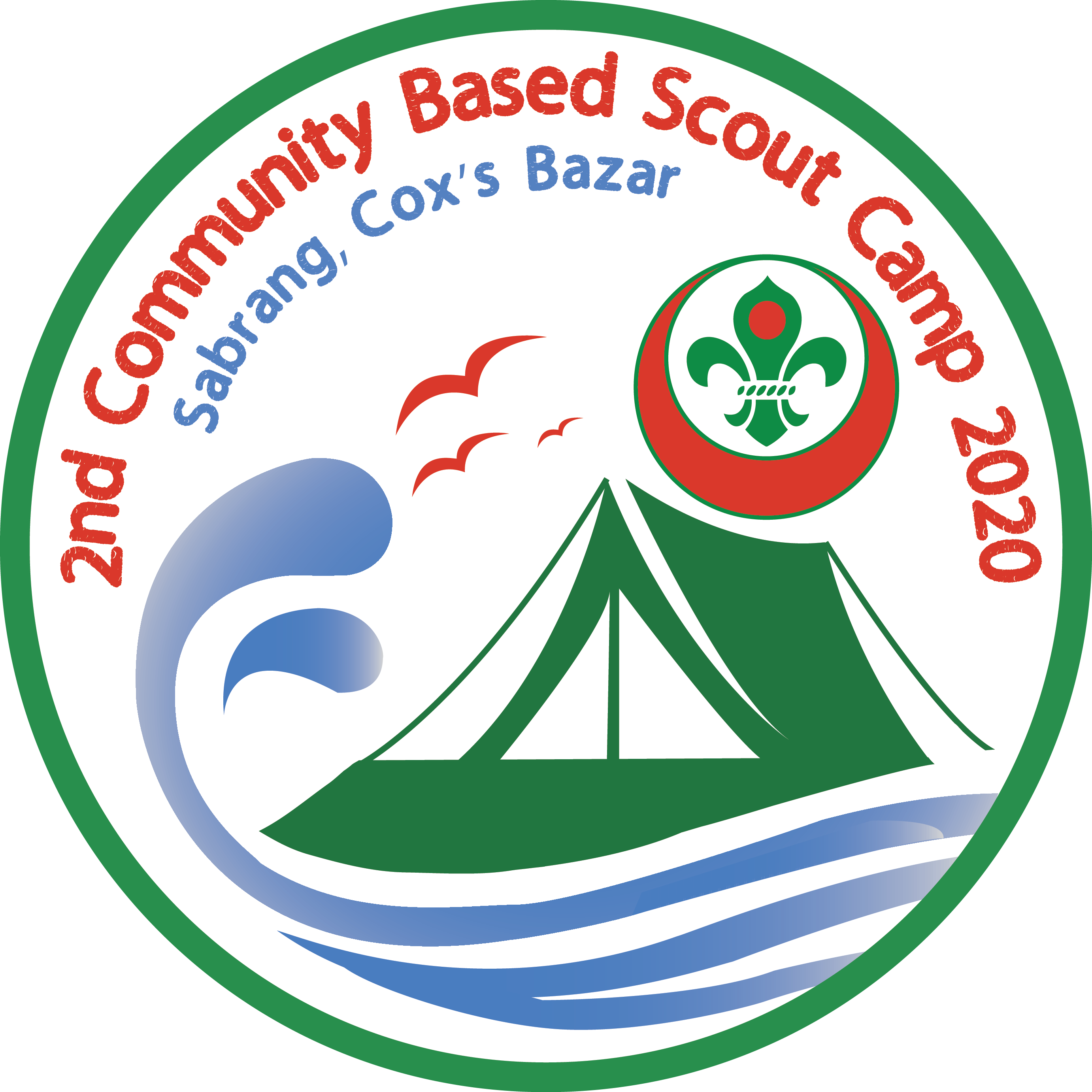 2nd Community-Based Scout Camp