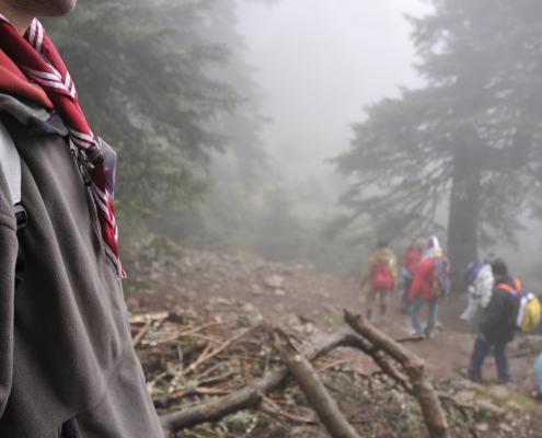 Scouts de España se une a la plataforma Futuro en Común