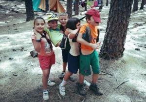 Scouts de España_Día Internacional de la Amistad