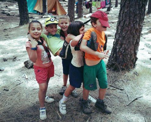Scouts de España Día Internacional de la Amistad