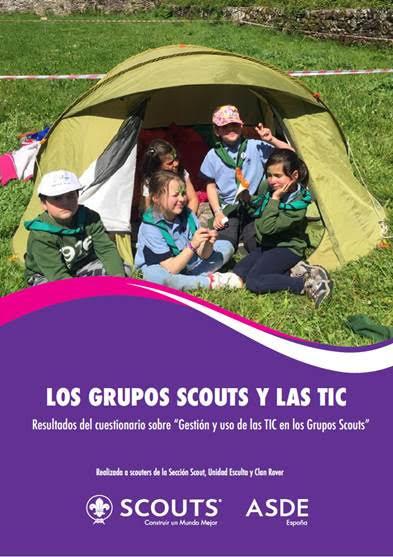 Los grupos scouts y las TIC
