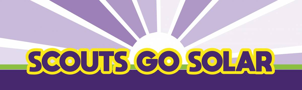 Scouts Go Solar: participa y consigue tu insignia